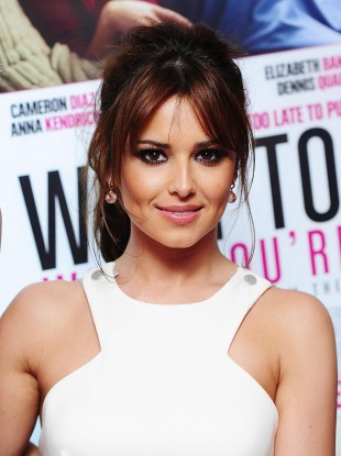 Cheryl Cole, who plays in the 02 tonight, like.