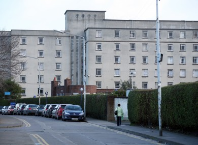 Our Lady's Children's Hospital in Crumlin (File photo)