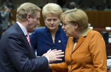 Taoiseach coy on content of telephone chat with Angela Merkel