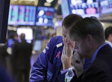 New York Stock Exchange (File photo)
