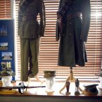 Uniforms worn by Irish Volunteers.