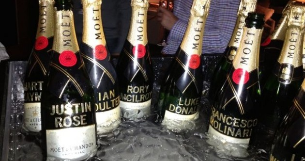 Putts, pride and personalised Moet: Europe celebrate into the Medinah morning