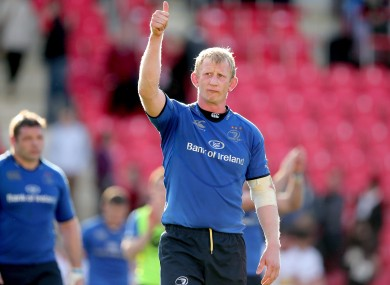 Leo Cullen was pleased with the level of Leinster's intensity.