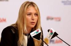Second best? Sharapova talks down rankings challenge