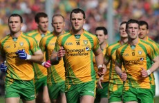 Donegal lead All-Star nominations after All-Ireland-winning year