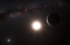 Earth-sized planet found just outside solar system
