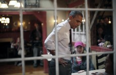 US presidential race jolted by looming 'megastorm'
