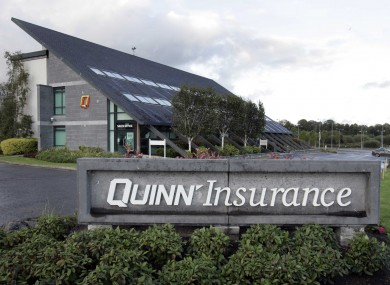 Other insurers - and policy holders - may have to cover losses of up to €1.65 billion at Quinn Insurance.