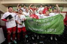 VIDEO: Here's how Sligo Rovers clinched their first title in 35 years