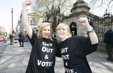 Students criticised for failing to get out the vote in children's referendum