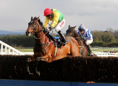 Sizing Europe: can he make it two wins from two over fences at Clonmel this afternoon?