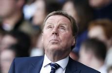 Harry Redknapp linked to Ukraine coaching vacancy