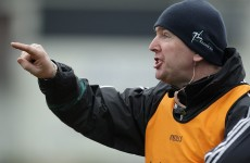 Niall Carew is the new Waterford football manager