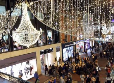 Ireland Christmas Decorations