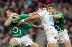As it happened: Ireland v Argentina, November Tests