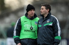TJ Ryan appointed Limerick U21 hurling boss