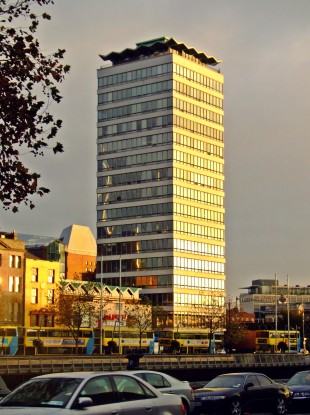SIPTU had wanted to replace the current Liberty Hall with a 23-storey tower.