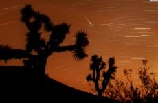 600 year old meteors to rain on earth