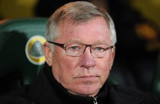 No dice: Ferguson rules out re-signing Ronaldo