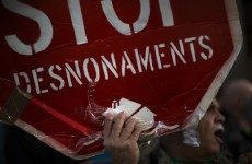 Spain freezes home evictions in worst cases