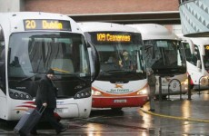 Numbers taking buses and trains to work down since 2006