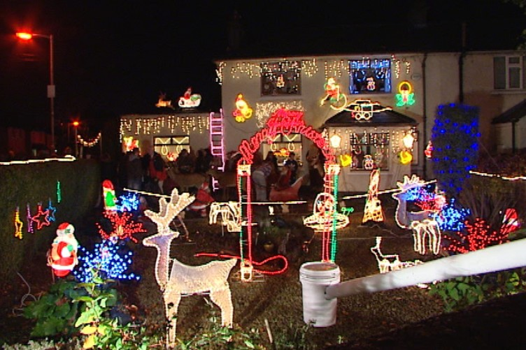 photos is this the most festive house in ireland the daily edge