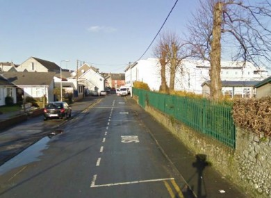 Lyster Street in Athlone (File photo)