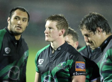 George Naoupu, Eoghan Grace and Mike McCarthy reflect on Connacht's loss.