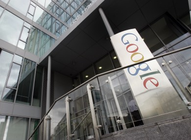Google employs over 2,000 people at its Dublin offices, which act as its headquarters for Europe, the Middle East and Africa.