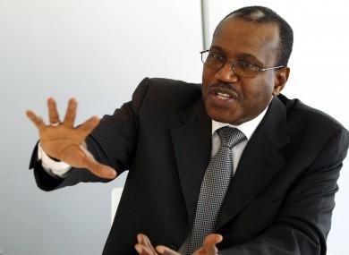 Hamadoun Toure, chief of the UN's telecommunication agency