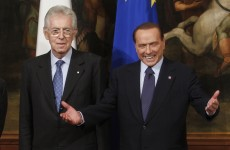 Monti to step down as Berlusconi announces fresh run