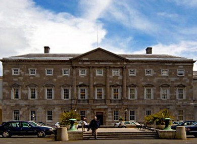 Leinster House (File)