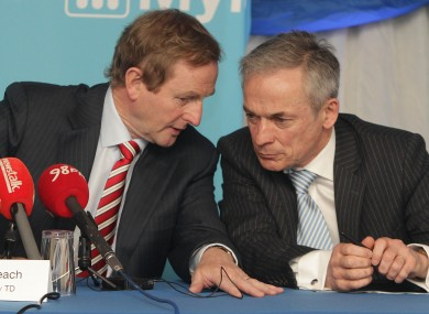 The SFA wants the Taoiseach Enda Kenny and Jobs Minister Richard Bruton to put their heads together on policies which support SMEs.