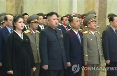 North Korean leader's wife 'appears pregnant'