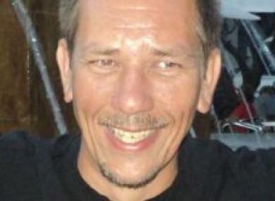 The victim, Richard Nieuwenhuizen