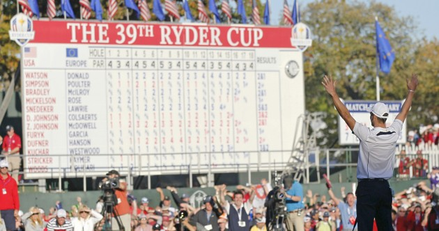 I wish I was there: Europe come back at Medinah