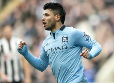 Fantasyland Games Come Thick And Fast As Festive Period Begins The42 Citys Sergio Aguero Winobraniefo