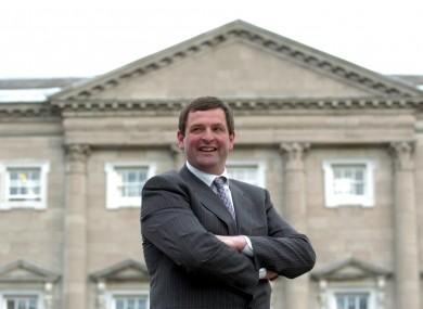 Shane McEntee TD, 1956-2012.