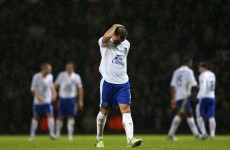 Everton to appeal over Darron Gibson red card