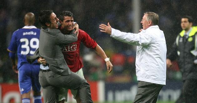 Ferguson relishing return of Ronaldo and Real Madrid