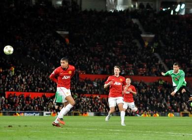 Luis Alberto scores.