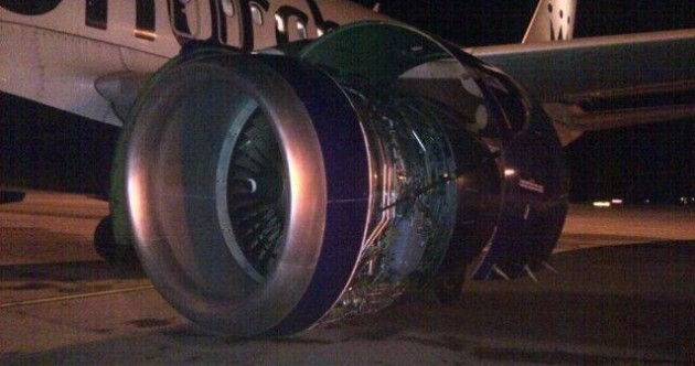 Pic of the day: Why Liverpool didn't fly home last night