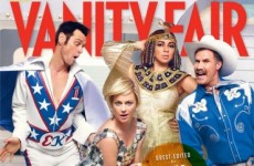 How many people can you name on these Vanity Fair comedy covers?