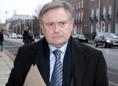 Minister for Public Expenditure and Reform Brendan Howlin (File)