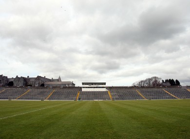 Fitzgerald Stadium will host tomorrow's meeting of Kerry and IT Tralee.