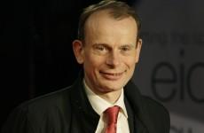 BBC presenter Andrew Marr hospitalised following stroke