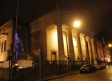 Saint Mary's Pro-Cathedral, Marlborough Street, Dublin 1 (file photo).