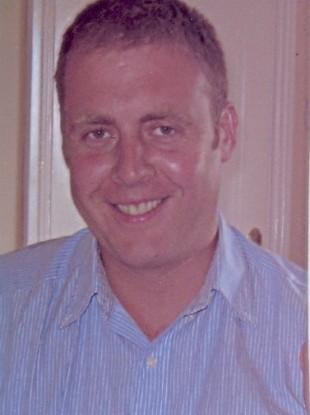 Detective Garda Adrian Donohue