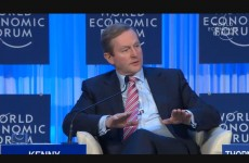 Ireland has been through 'a hurricane' – Kenny speaks at World Economic Forum