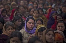 """Father of Delhi gang-rape victim remembers """"determined"""" daughter"""
